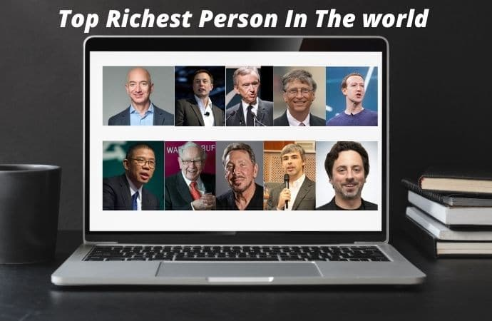 Top Richest Person in the world