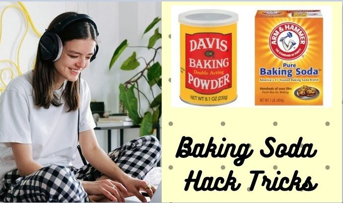 Baking Soda Hacking Tricks