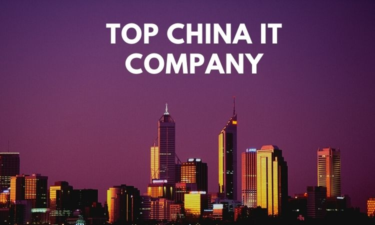 Top IT company in China