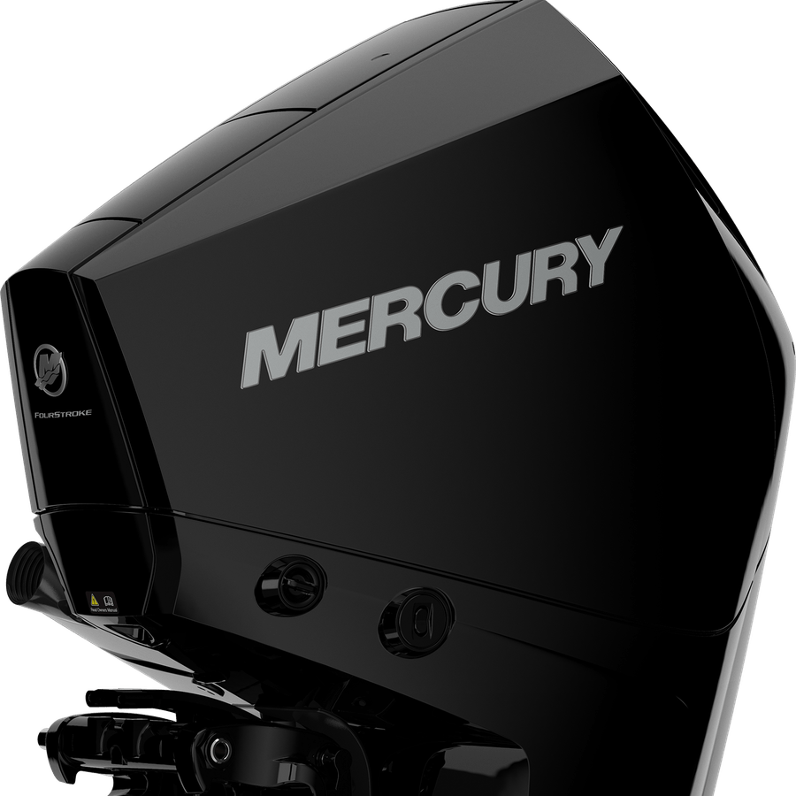 hight resolution of the all new mercury fourstroke