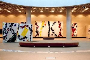 Museum of Modern Art, Toyama, Japan, 1988; photos courtesy Museum of Modern Art.