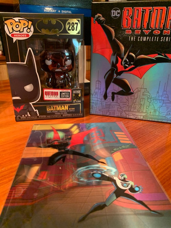 Keeping an eye on loved ones and ensuring they're safe is a common concern, particularly for parents with teens who are just starting to explore their independence. Batman Beyond The Nostalgia Spot