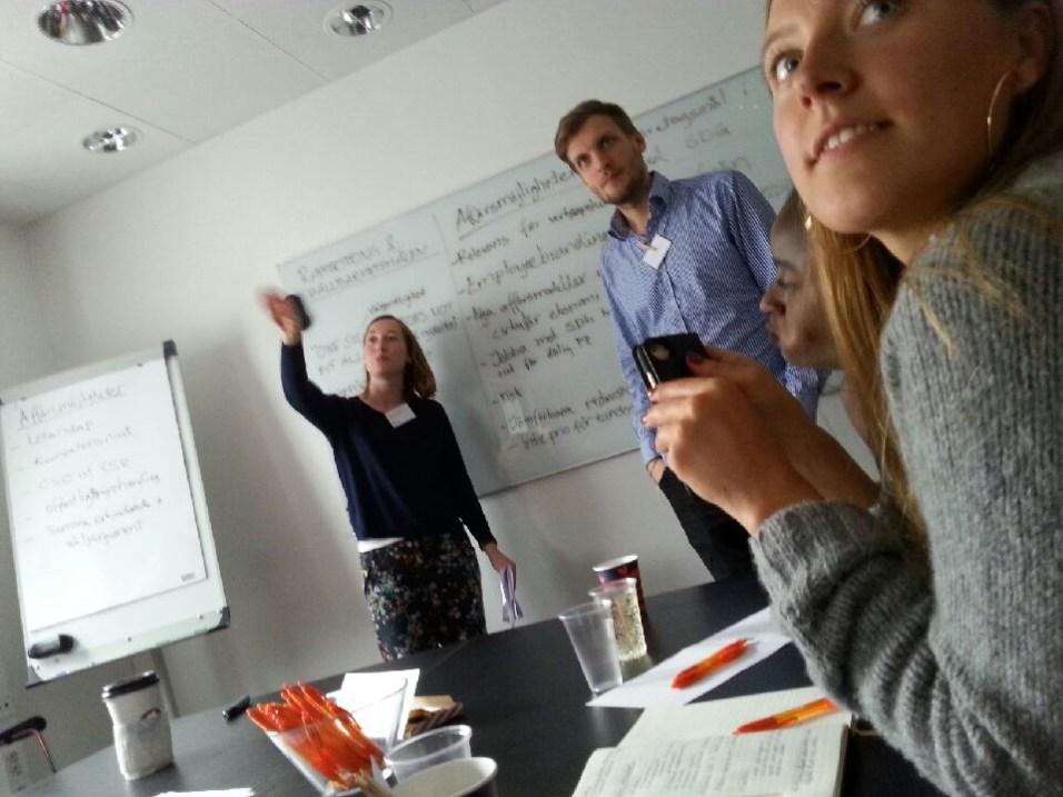 Workshop i Lund: Globala målen i praktiken