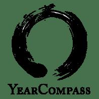 Year compass logo