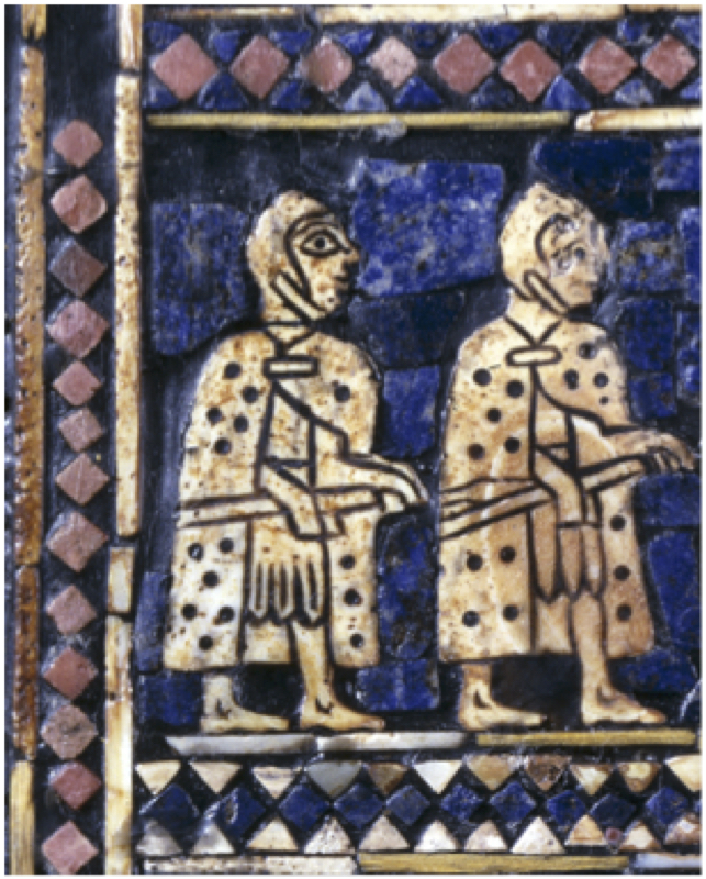 Did ancient people see blue? 1