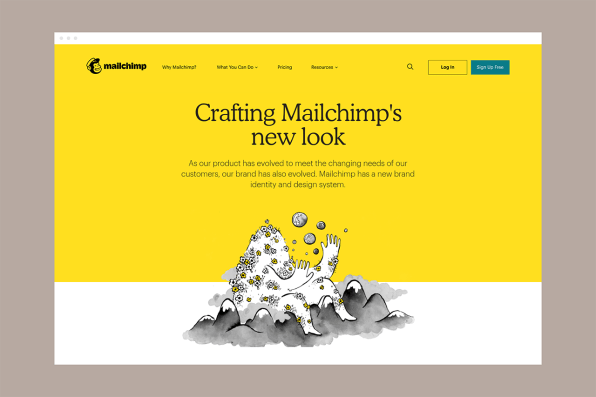 Mailchimp Rebrand 1
