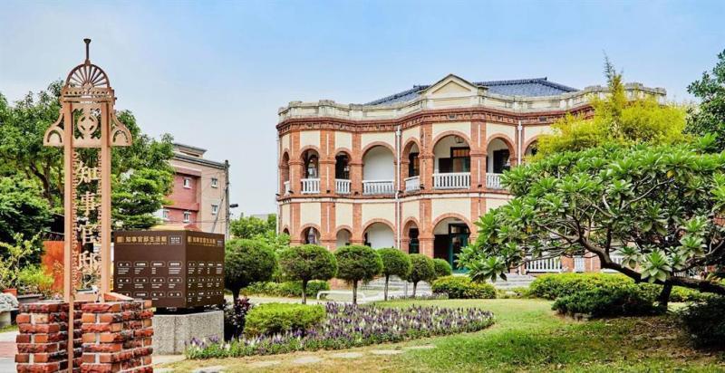 台南周末限定! 百年古蹟知事官邸生活館打卡新景點