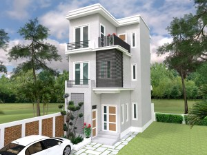 House Plans 5x8 with 2 Bedrooms