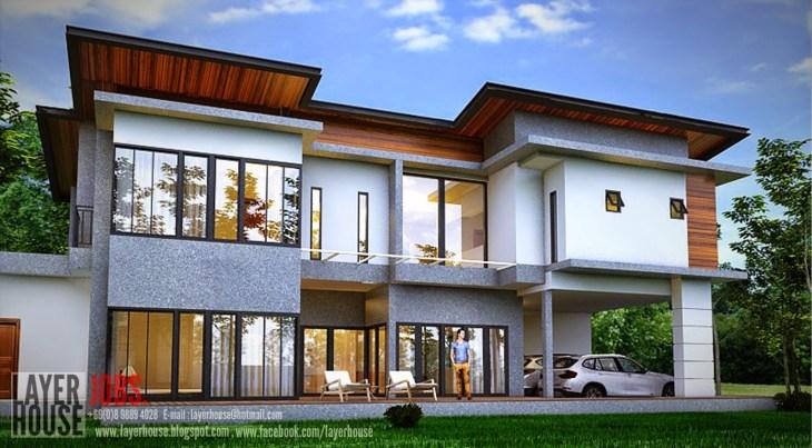 House Plans Idea 7 7x19m With 4 Bedrooms Samhouseplans