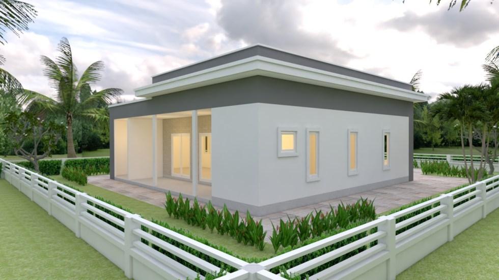 House Plans 12x11