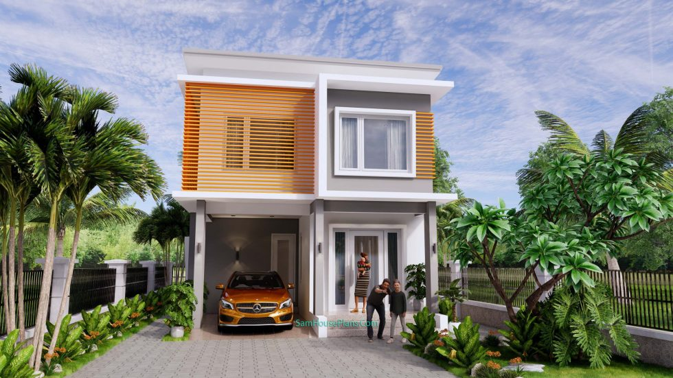 6x9 Free House Plans Download 3 Bedrooms Full Plans 3D