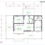 House Design Plan 14x9 Ground floor plan