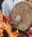 Runebomme – Sami drum