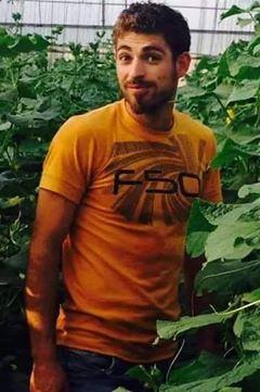 Mahmoud Bregheeth, 23, of Beit Ummar