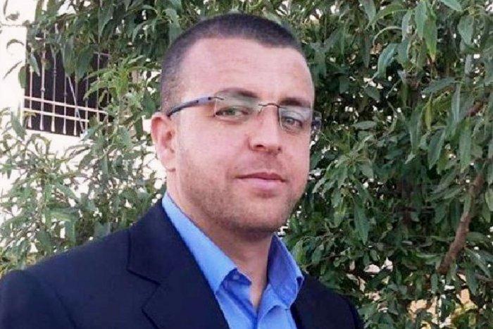 Mohamed-Al-Qeeq-Palestinian-journalist
