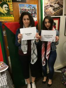 General Union of Palestinian Students - San Francisco State University in solidarity with Kidapawan