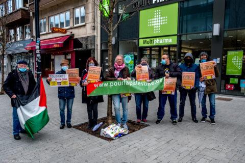 Photo: Plate-Forme Charleroi-Palestine