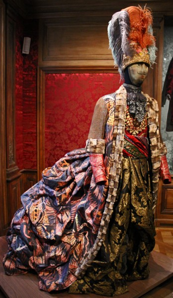 Christian Lacroix (1951) Stage Costume from 2012