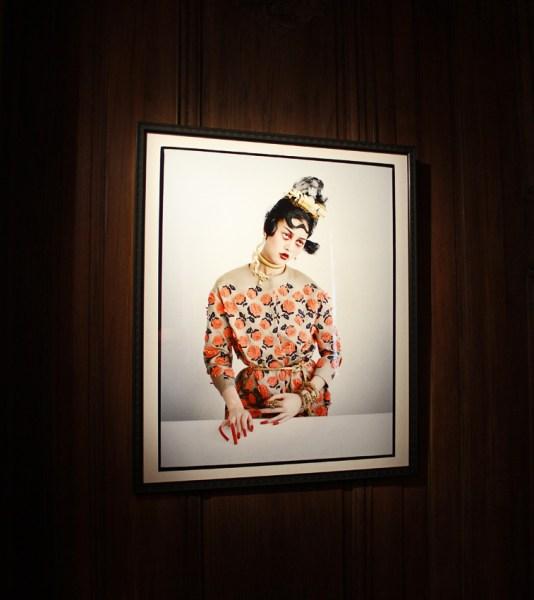 Tim Walker (1970) Liu Wen as Opium Madame, 2012