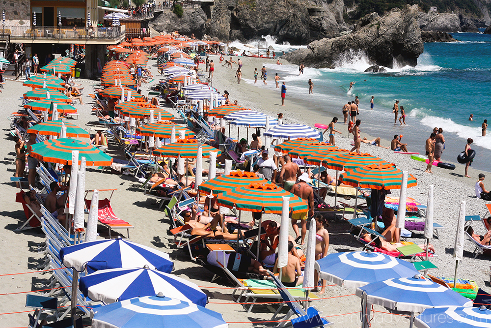 SamiM Adventures 3 things to do while in Cinque Terre, Italy Monterosso