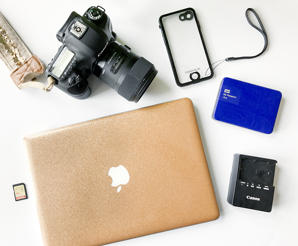 My absolute travel must have items