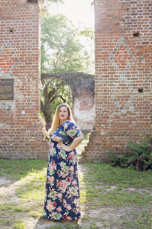 A Lowcountry treasure: Old Sheldon Church Ruins in Yemassee, South Carolina