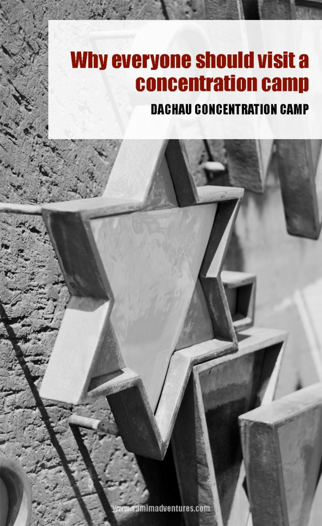 "Why everyone should visit a concentration camp // ""work brings freedom"""