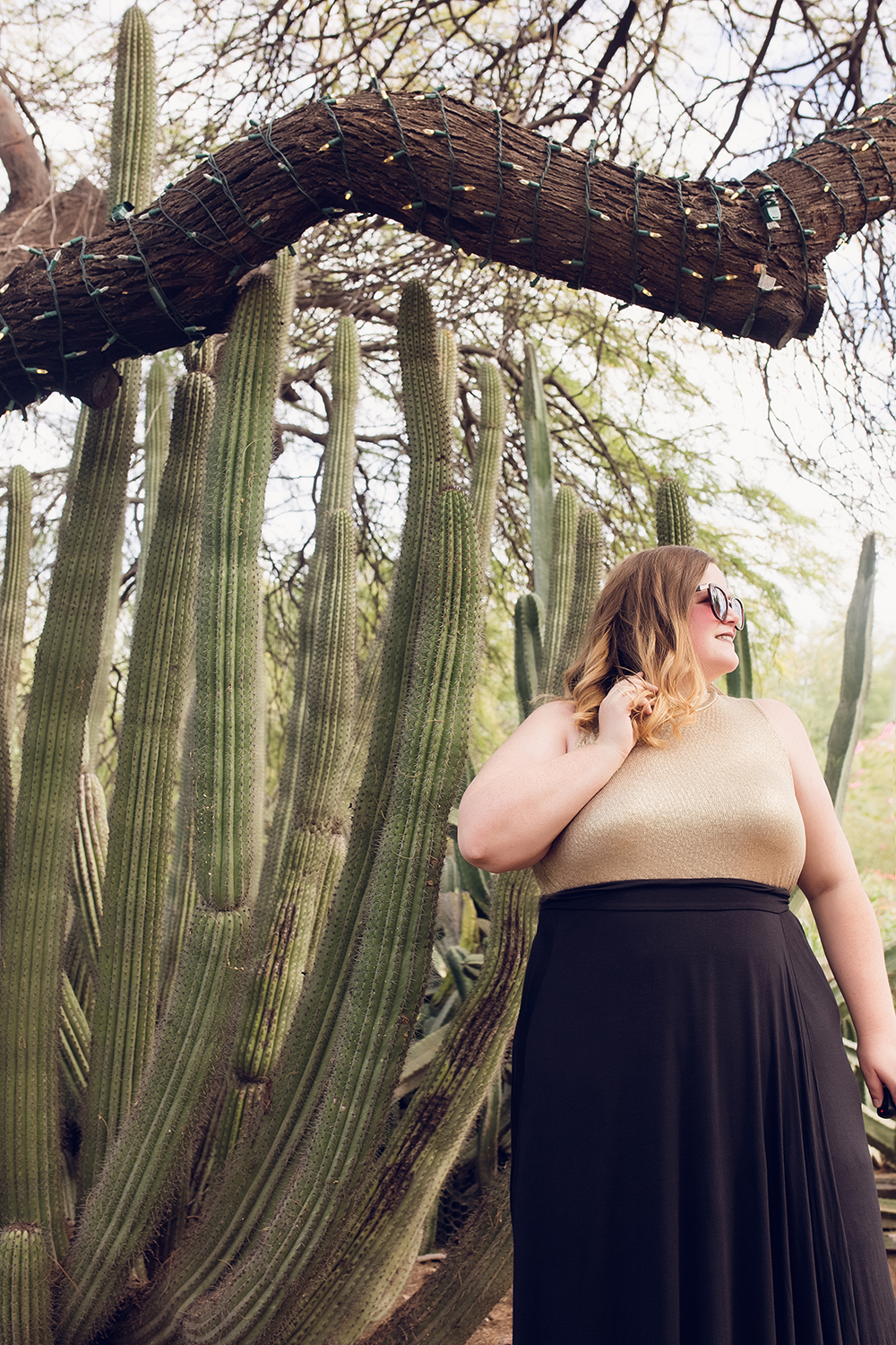 How to get incredible photos of yourself while traveling solo in Phoenix, AZ