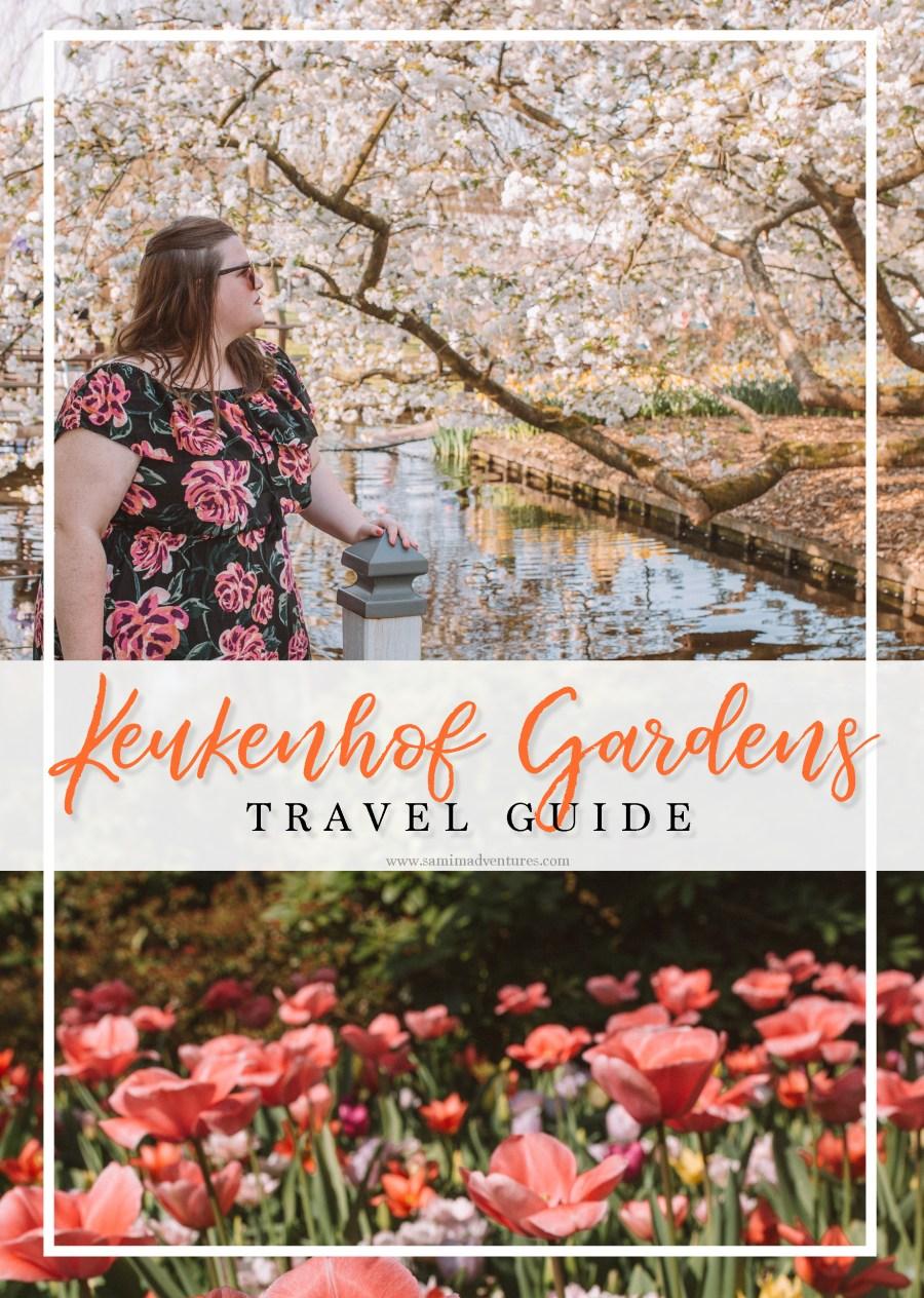 An Amsterdam day trip to Paradise at the Keukenhof Gardens