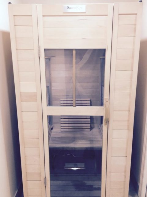 Detox Week 3: Infrared Sauna