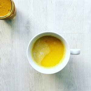 Tumeric Latte and Tumeric Paste