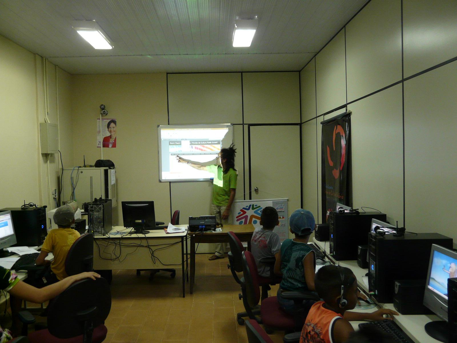 Oficina de Web 2.0 - A Internet Colaborativa