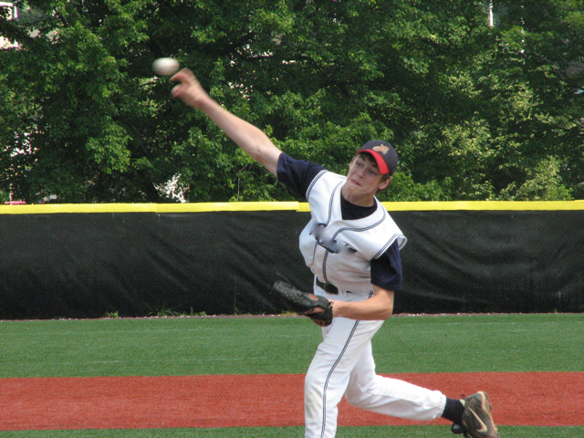 T pitching