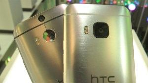 HTC One M9 vs M8 Hands On Comparison