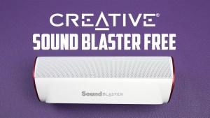Creative Sound Blaster FRee
