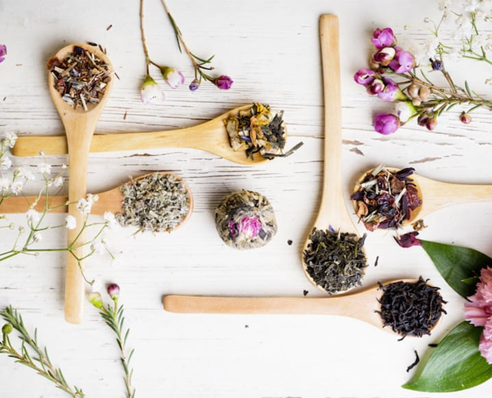 Herbs To Energize + Balance Your Body