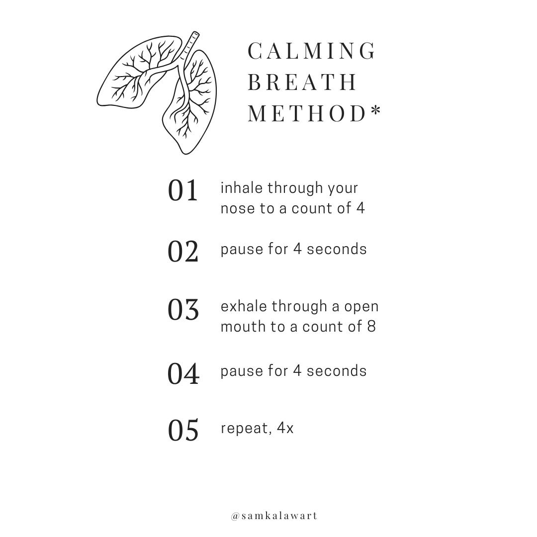 A Calming Breath