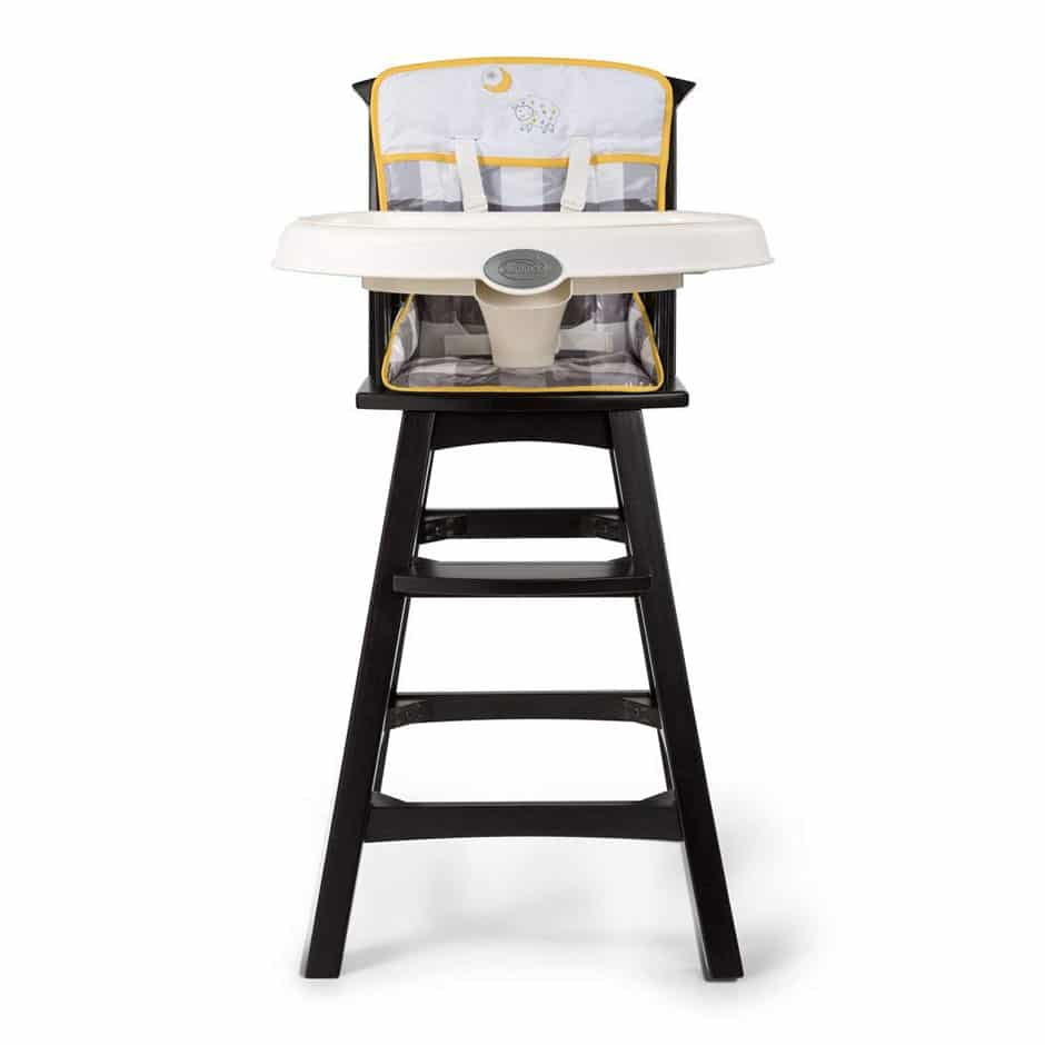 summer high chair kitchen table chairs set of 4 infant classic comfort wood highchair buffalo check collection