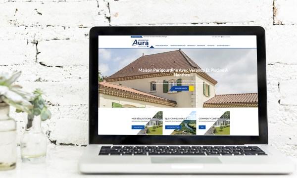 Les Maisons Aura : Constructeur de maisons