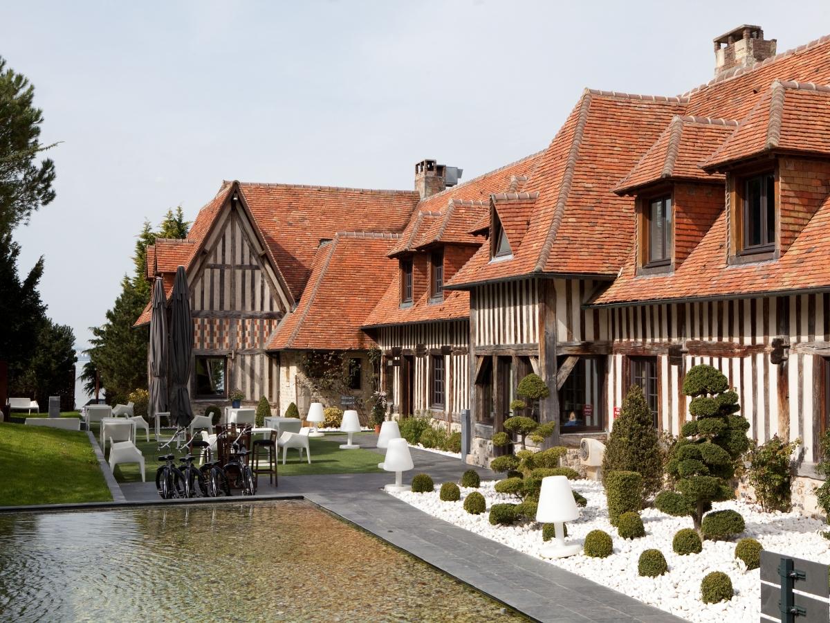 Hotel Honfleur Hotel De Charme En Normandie Photos De Honfleur