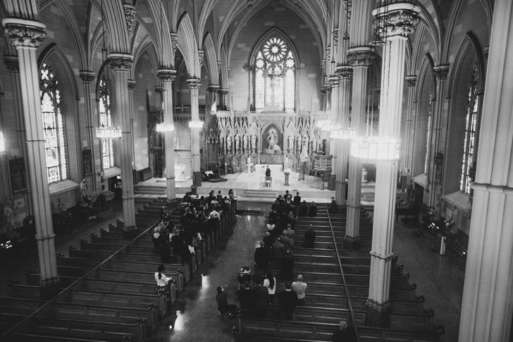 Wedding at the Metropolitan Building Long Island City