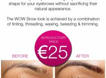 Get the WOW Brow Factor! | Sam McCauley Chemists