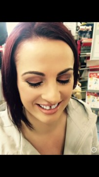Makeover by Ashling O'Brien Lancome MUA