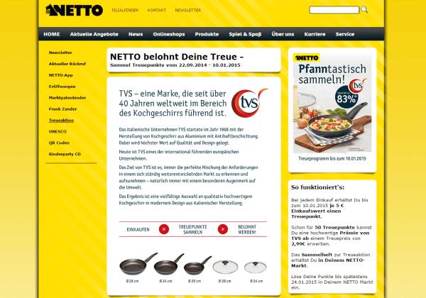 Netto 2014 TVS