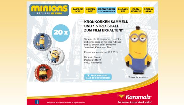 Karamalz   Minions