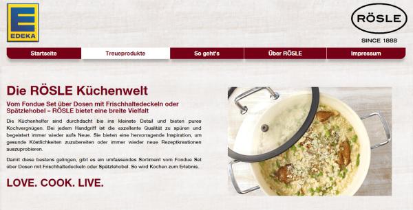 EDEKA Treueaktion Südbayern 2015