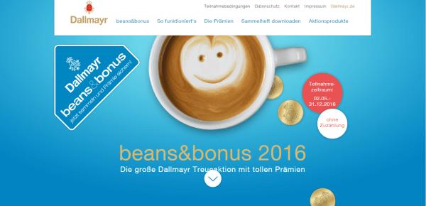 dallmayr Beans Bonus