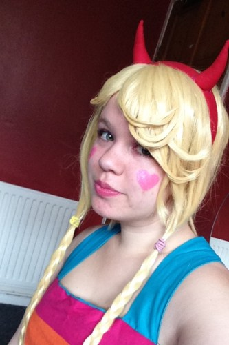 Star Butterfly Wig