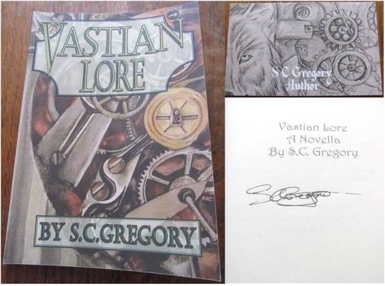 vastian lore by s c gregory
