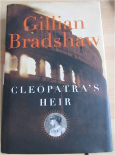 cleopatra's heir front cover